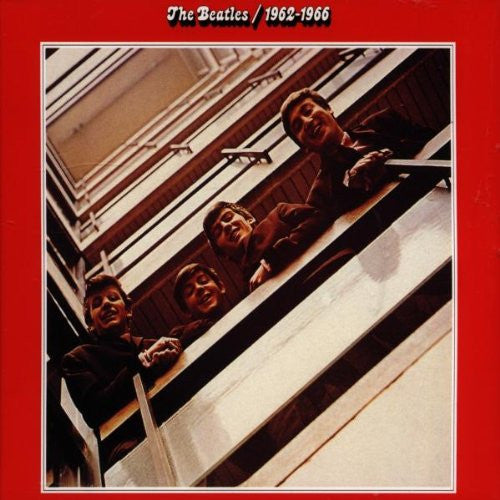 The Beatles - 1962-1966 (The Red Album) 2LP [180 Gram Remastered)