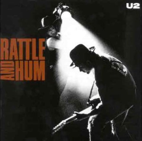 U2 - Rattle & Hum (180Gram 2LP Import)