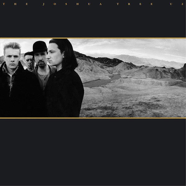 U2 - The Joshua Tree (180Gram 2LP)