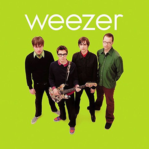 Weezer - The Green Album LP