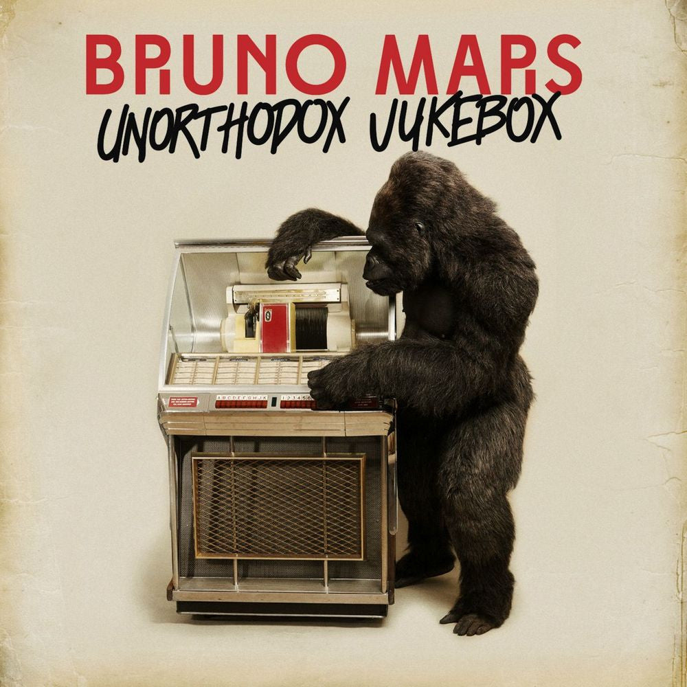 Bruno Mars - Unorthodox Jukebox LP