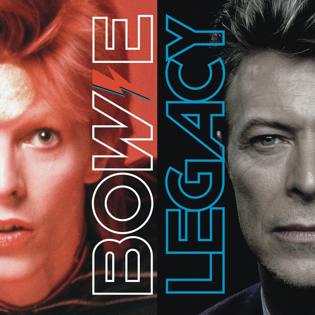 David Bowie - Legacy (The Very Best of David Bowie) [180 Gram 2LP]