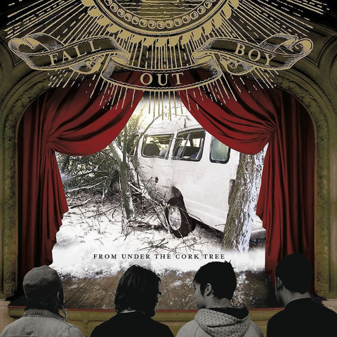 Fall Out Boy - From Under The Cork Tree (180 Gram 2LP)