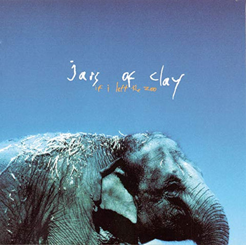 Jars Of Clay - If I Left The Zoo (Blue LP - SMLXL EXCLUSIVE)