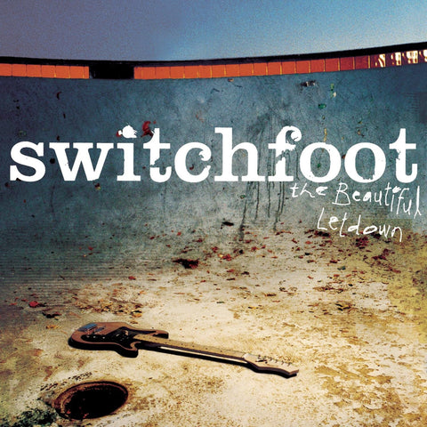 Switchfoot - The Beautiful Letdown LP (180Gram Clear With Black Smoke Vinyl)
