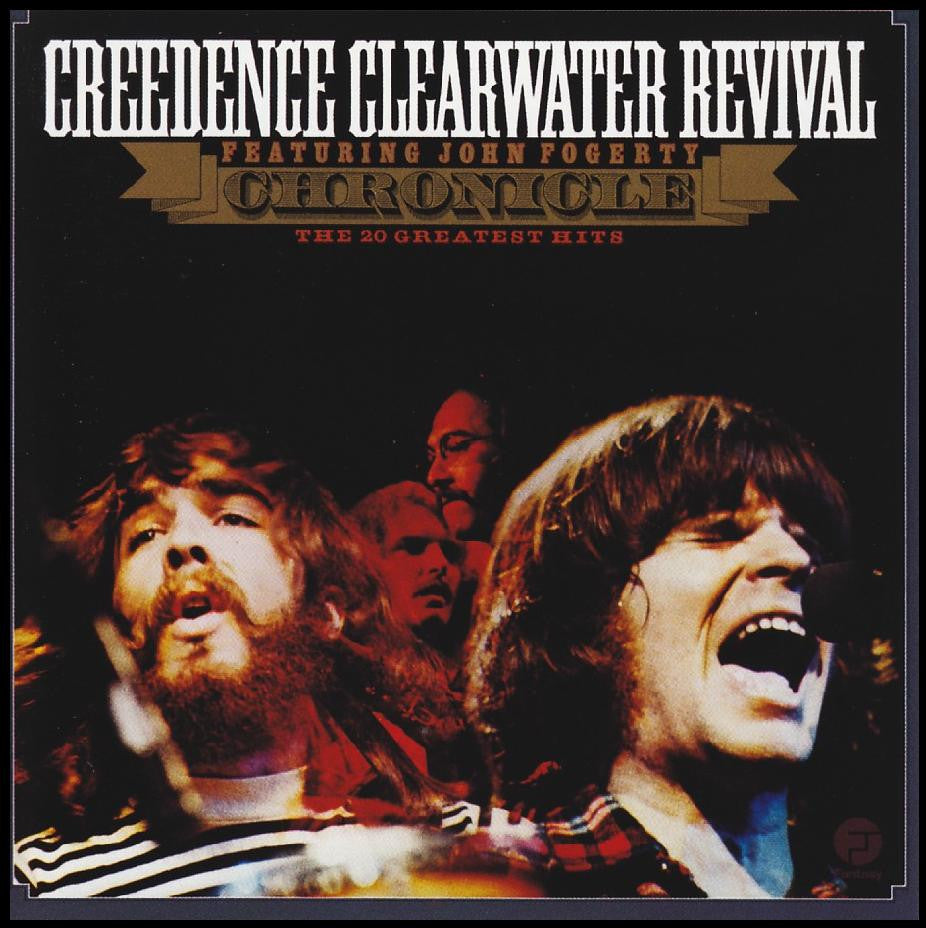 Creedence Clearwater Revival - Chronicle: The 20 Greatest Hits 2LP