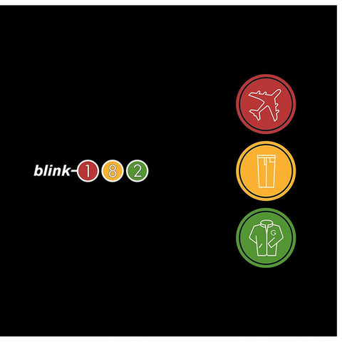 Blink 182 - Take Off Your Pants And Jacket (Red Vinyl 2LP)
