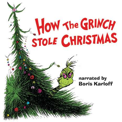 How The Grinch Stole Christmas (Green LP)