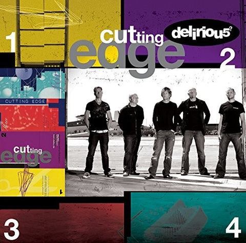 Delirious - Cutting Edge 2LP
