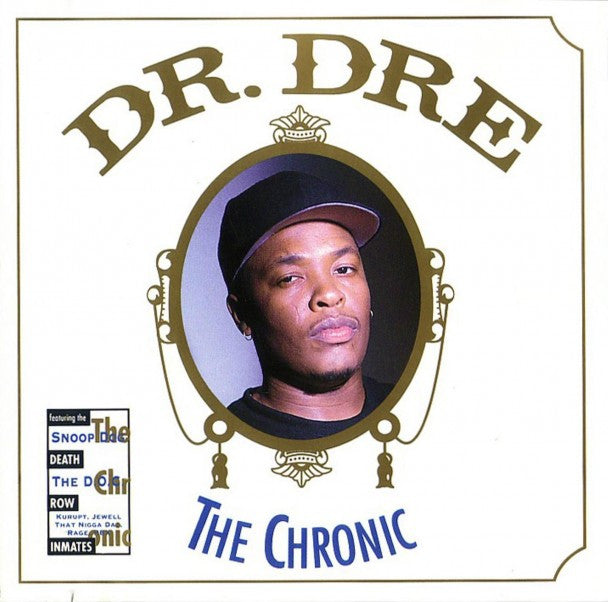 Dr. Dre - The Chronic 2LP
