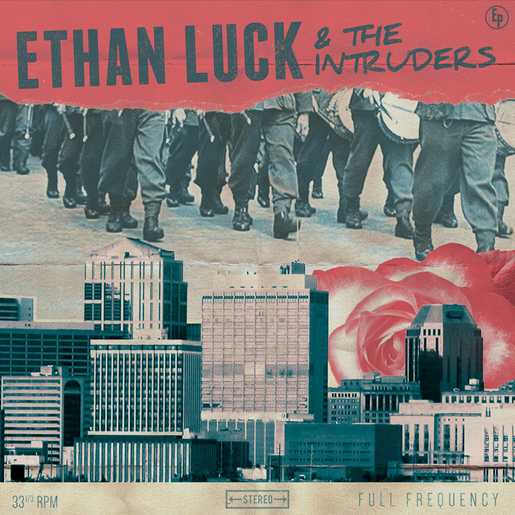 "Ethan Luck & The Intruders 10""LP + Instant Download"