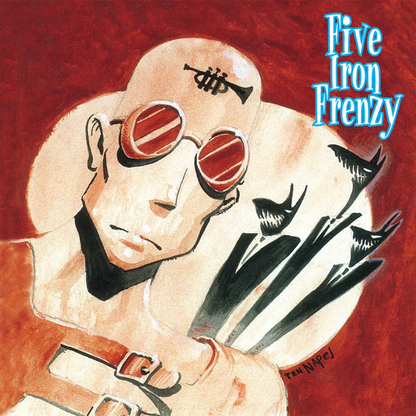 Five Iron Frenzy - Our Newest Album Ever LP (PREORDER-SMLXL EXCLUSIVE)