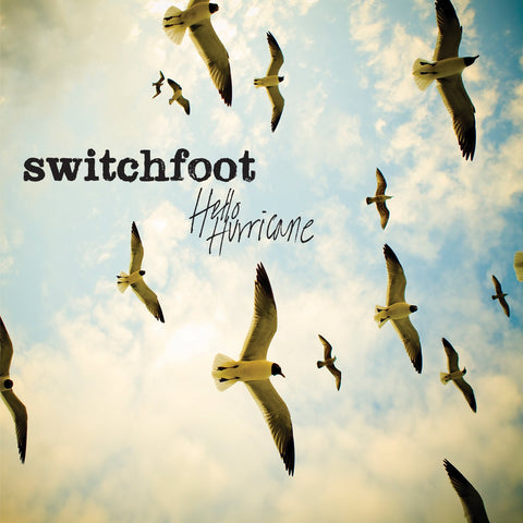 Switchfoot - Hello Hurricane Vinyl LP (SMLXL EXCLUSIVE)