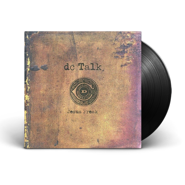 dc Talk - Jesus Freak 180 Gram Black 2LP Vinyl