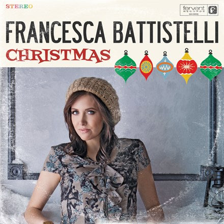 Francessa Battisteli - Christmas LP