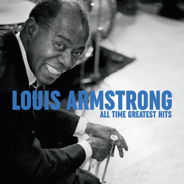 Louis Armstrong - All Time Greatest Hits Vinyl Double LP (180Gram)