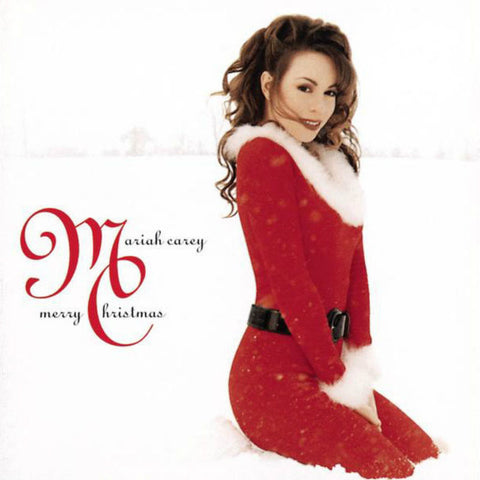 Mariah Carey - Merry Christmas LP (Red Vinyl)