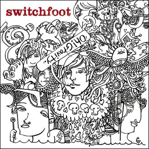 Switchfoot - Oh! Gravity. (180 Gram LP Red Vinyl)