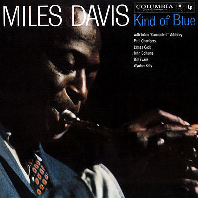 Miles Davis - Kind Of Blue LP (180 Gram)