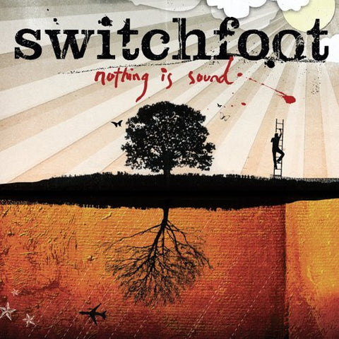 Switchfoot - Nothing Is Sound (180 Gram Red Vinyl 2LP+Bonus Track)