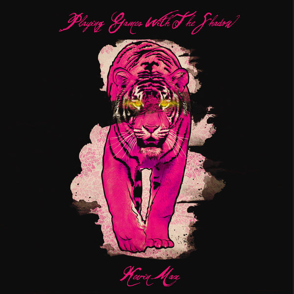 Kevin Max - Playing Games With The Shadow LP (PREORDER-SMLXL EXCLUSIVE)