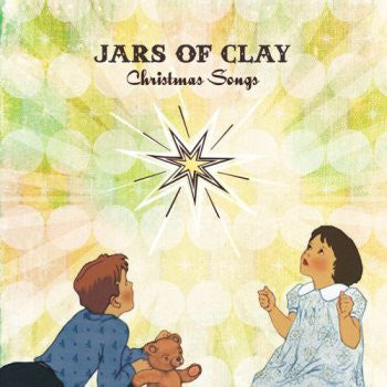 Jars Of Clay - Christmas Songs Vinyl LP (White Disc Limited 500 Hand Numbered - SMLXL Exclusive)