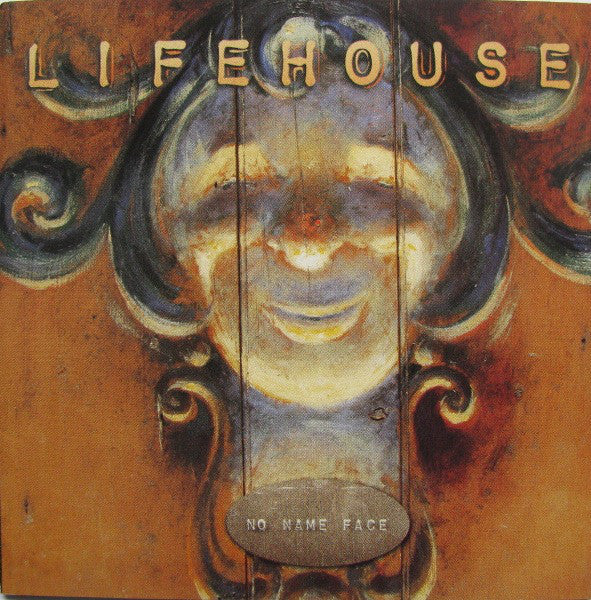 Lifehouse - No Name Face Vinyl Double LP (Rootbeer Vinyl) [SMLXL EXCLUSIVE]