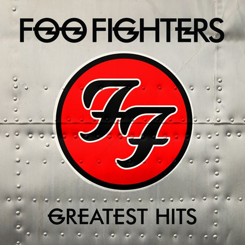 Foo Fighters - Greatest Hits 2LP (Download)