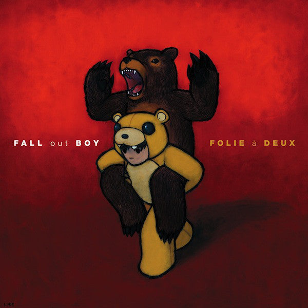 Fall Out Boy - Folie A Deux (2LP + Poster)