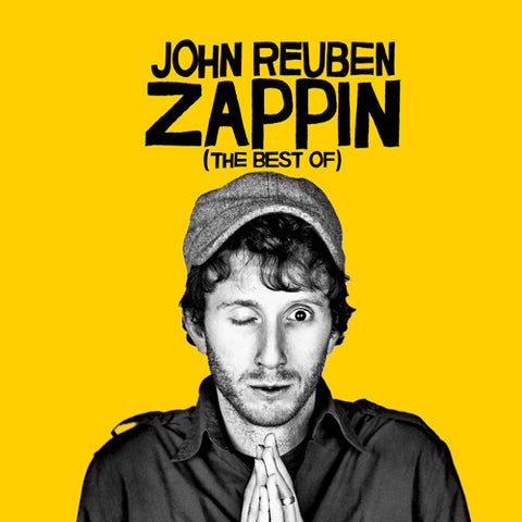 John Reuben - Zappin (The Best Of) [2LP PREORDER-SMLXL EXCLUSIVE]