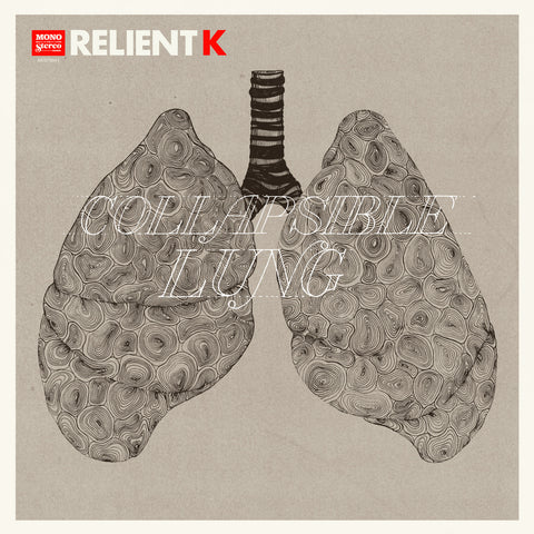 Relient K - Collapsible Lung LP (Red Vinyl)