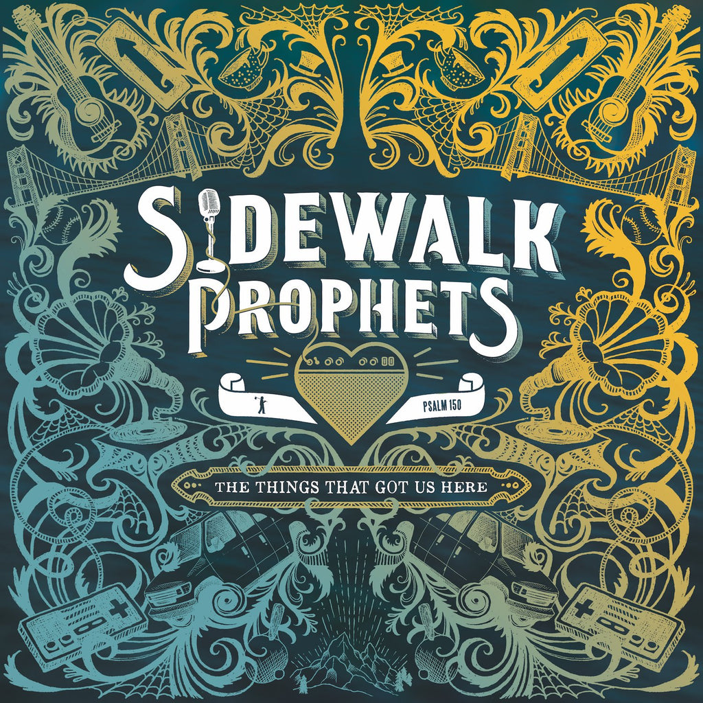 Sidewalk Prophets - The Things That Got Us Here 2LP