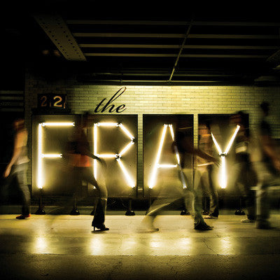 The Fray - The Fray LP (Coke Bottle Clear Vinyl)