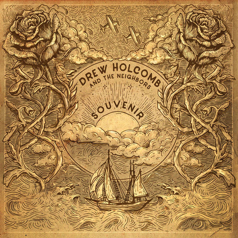 Drew Holcomb And The Neighbors - Souvenir LP