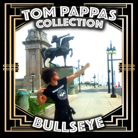 Tom Pappas Collection - Bullseye LP