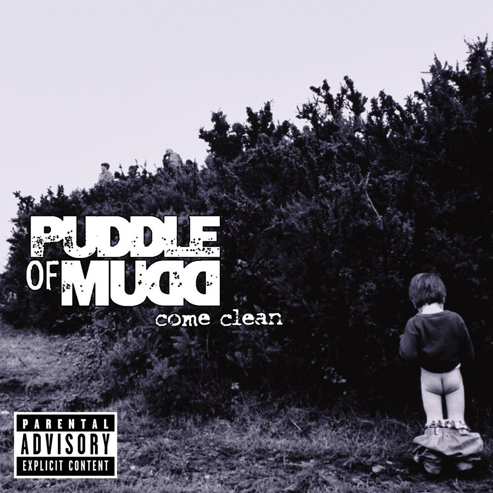 Puddle of Mudd - Come Clean (180Gram Clear Limited Edition LP)