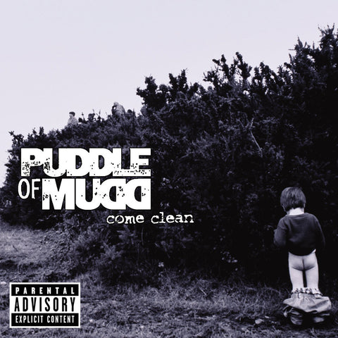 Puddle of Mud - Come Clean (180Gram Clear Limited Edition LP)