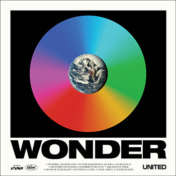 Hillsong United - Wonder 2LP