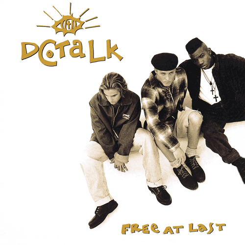 dc Talk - Free at Last Vinyl Double LP (a SMLXL EXCLUSIVE)