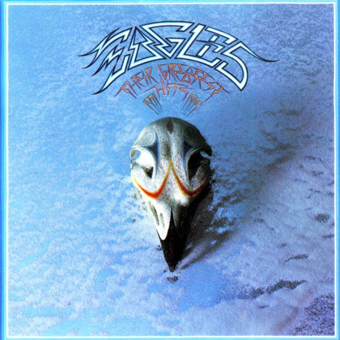 The Eagles - Their Greatest Hits 1971-1975 LP (180 Gram)