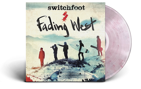 Switchfoot - Fading West Vinyl LP(SMLXL EXCLUSIVE)