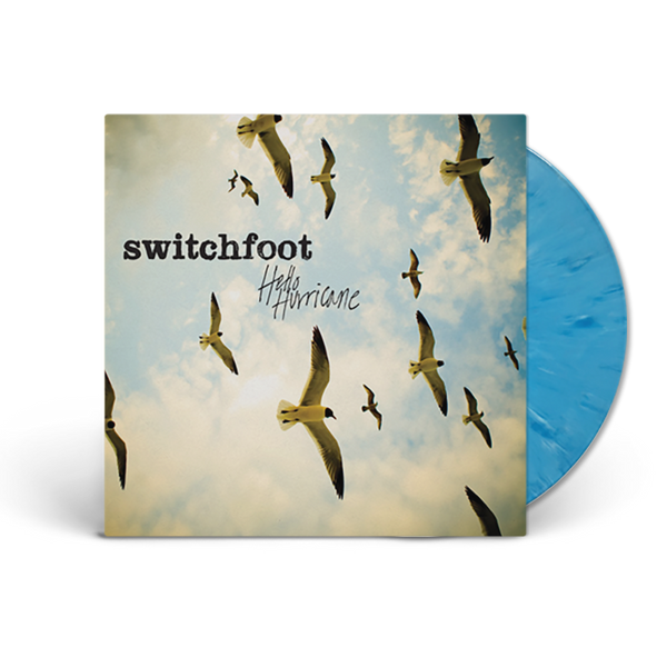 Switchfoot Hello Hurricane Vinyl Record