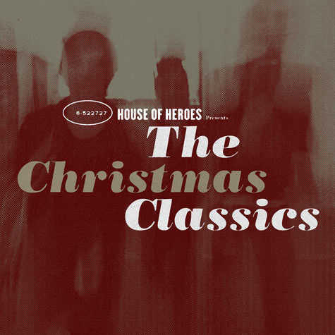 "House Of Heroes - The Christmas Classics (10"" LP)"