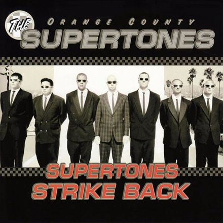 The OC Supertones - Supertones Strike Back (Red LP) [Exclusive Repress]