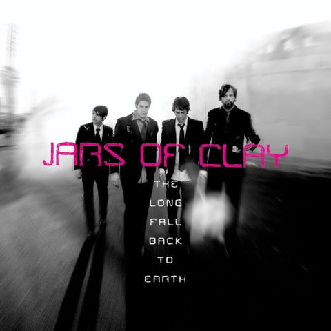 Jars Of Clay - The Long Fall Back To Earth (2LP Pink Vinyl)