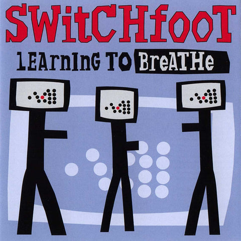 Switchfoot - Learning To Breathe Vinyl LP (White Disc) [SMLXL EXCLUSIVE]