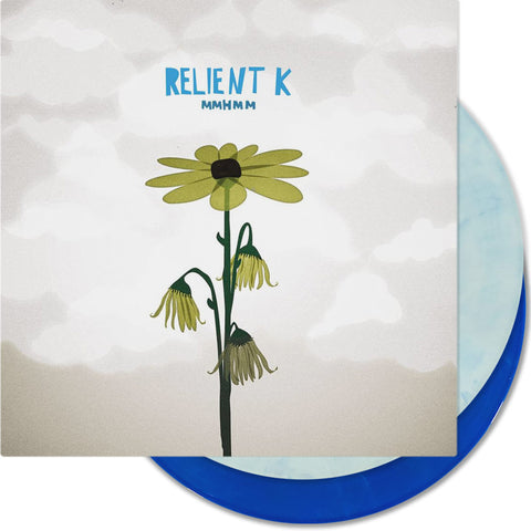 Relient K - MMHMM Vinyl Double LP (Limited Edition Double Blue)