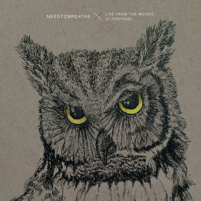 NEEDTOBREATHE - Live From The Woods 2LP