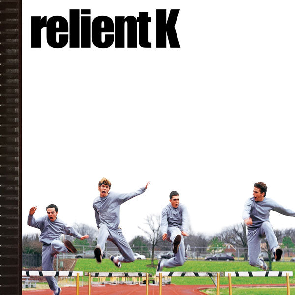 Relient K Vinyl LP (Hand Numbered Limited Edition)