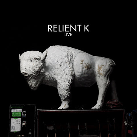 Relient K - Live  2016 LP (SMLXL EXCLUSIVE)